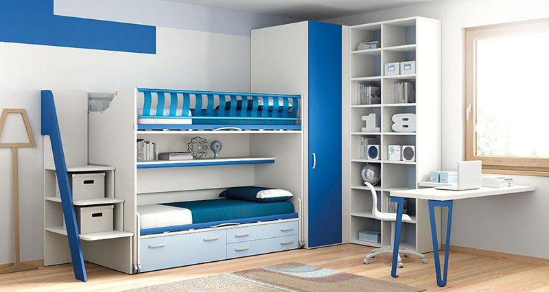 Hai bisogno di un 39 idea per arredare la cameretta di tuo - Foto camerette per bambini ikea ...