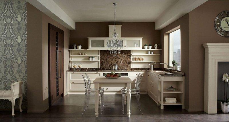 Idee cucine classiche 2015 arredamento casa e cucina a for Case moderne classiche