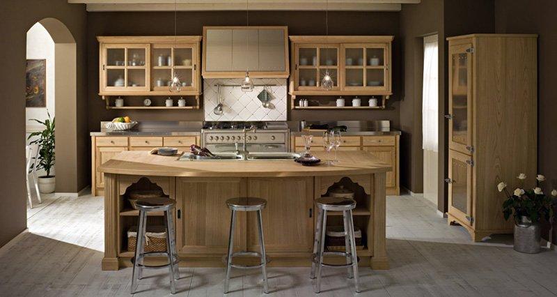 cucine dal gusto country in toscana | arredamento casa e cucina a ... - Arredare Casa Country