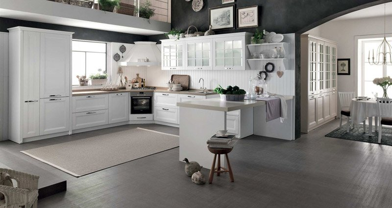 Idee cucine classiche 2015 arredamento casa e cucina a firenze - Cucina beverly stosa prezzi ...