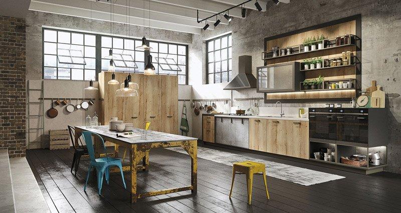 Arredamenti moderni country e classici per tutta la casa for Arredamenti moderni casa
