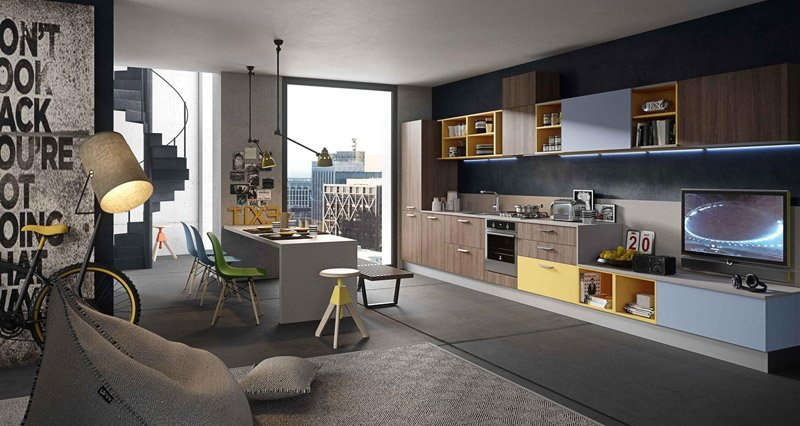 arredamento casa cucine : Arredamento Cucine Moderne 2015 Arredamento Casa e Cucina a Firenze