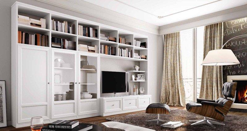 Collezioni 2015 per arredare il soggiorno in stile for Mobili per arredare casa