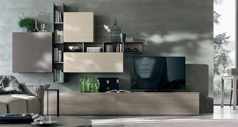 Novit soggiorni moderni 2015 arredamento casa e cucina for Arredamenti moderni foto