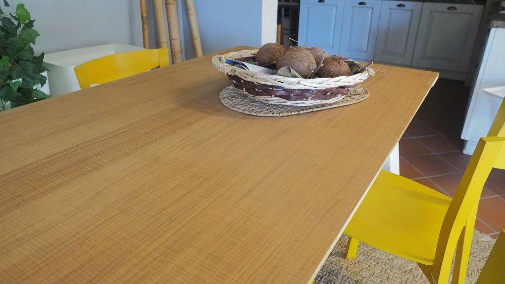 Tavolo art 4 sedie chili arredamento casa e cucina a for Outlet arredamento firenze