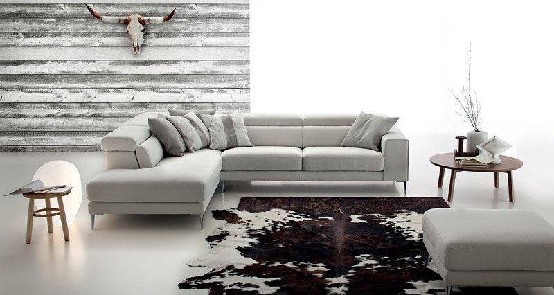 come scegliere un divano moderno arredamento casa e
