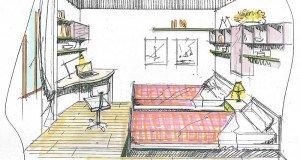 Camere Moderne Casa e Cucina