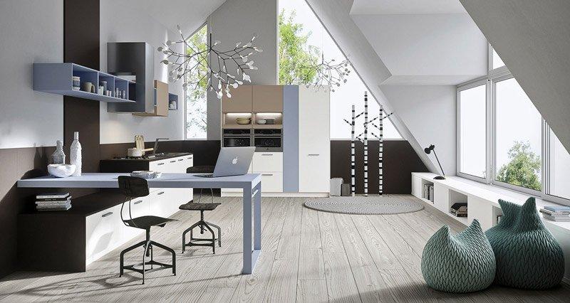 Arredamento Moderno Casa : Arredamento casa e cucina a firenze