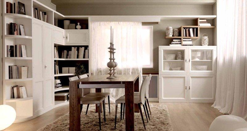 Collezioni 2015 per arredare il soggiorno in stile contemporaneo