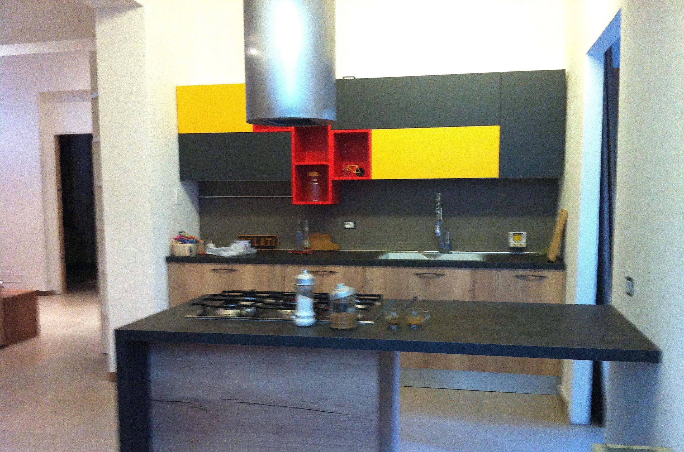 Come arredare un appartamento moderno arredamento casa e - Cucina arredamento moderno ...