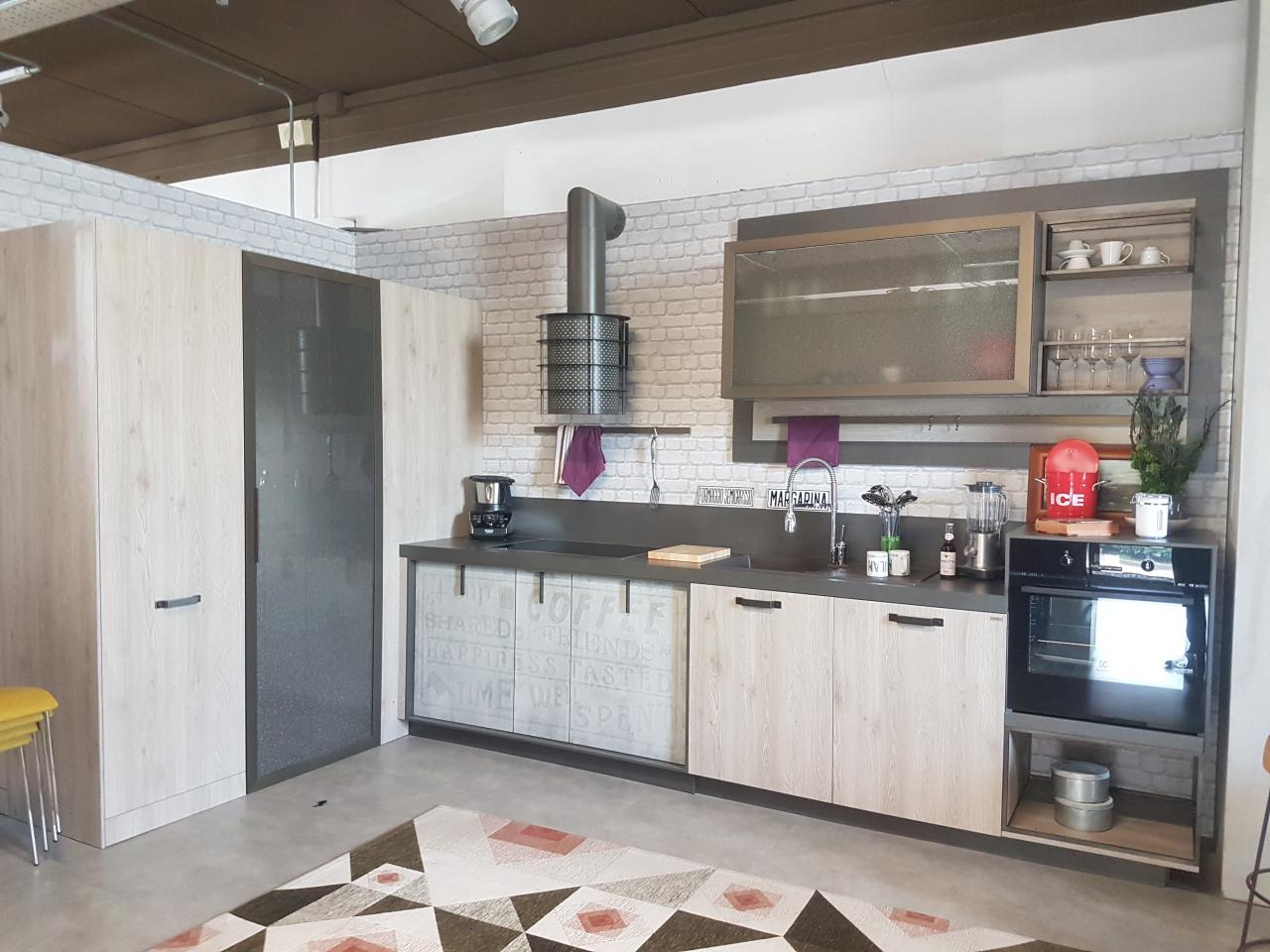 Cucina Snaidero Loft Offerta Cucine Moderne A Prezzo Outlet A Leccio